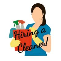 PENDING Looking for a CLEANING PARTNER! ~Northeast