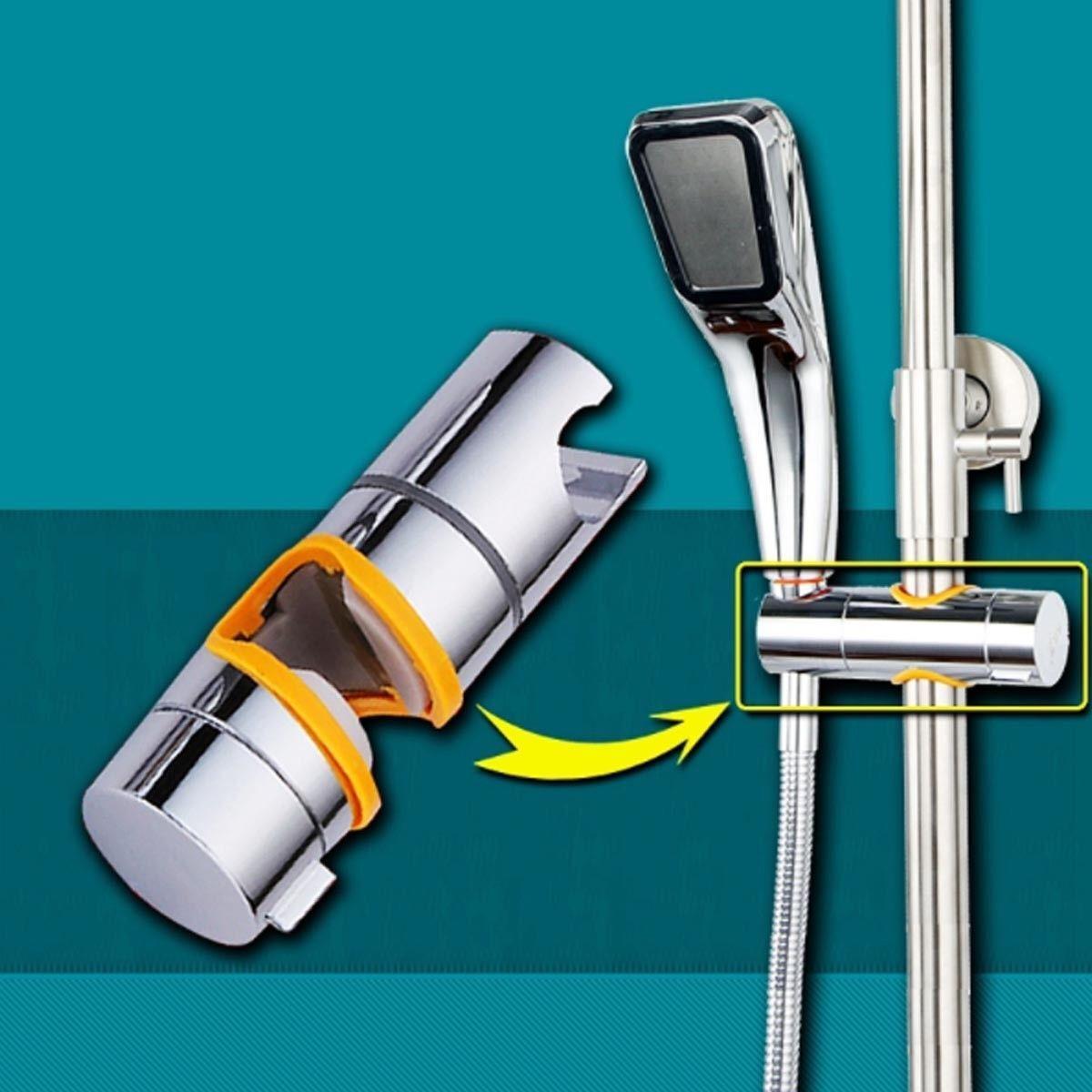 Duschkopfhalter,Handbrause Halterung,Duschkopf Halterung,20-25mm Verstellbar