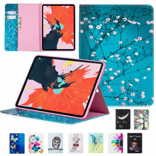 For Apple iPad Pro 11'' 12.9'' 3rd Gen 2018 Magnetic Silicon