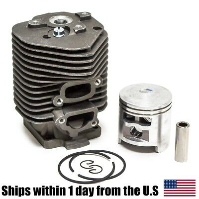 52mm Cylinder Piston Ring Kit Fits Stihl Ts510 051 Chainsaw Cutoff Concrete Saw