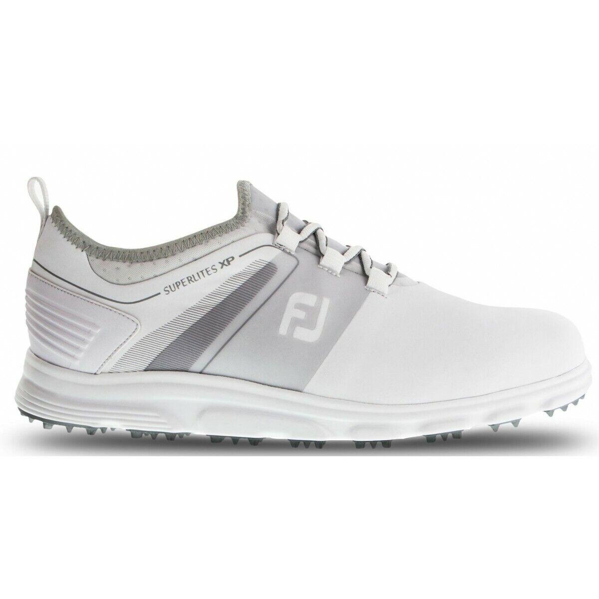 New Footjoy SuperLites XP Golf Shoes Choose Size Color Super Lite XP