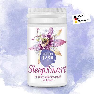 Schlafmittel, Schlaftabletten natürlich, pflanzlich, mit Passionsblumenpulver