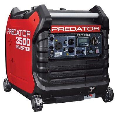 Predator 3500 Inverter Black Vinyl Generator Cover