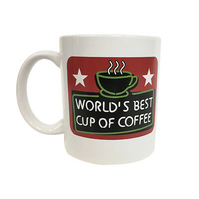 World's Best Cup of Coffee Mug Elf Christmas Movie Will Ferrell Shop Sign