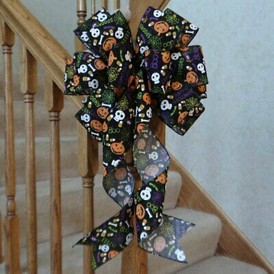 Halloween Wreath Decorations (10