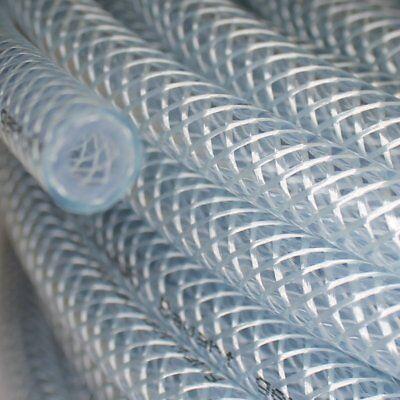 PVC Gewebeschlauch 19,4x3,7mm (19,4x26,8mm)   100m Germany Lebensmittel Schlauch
