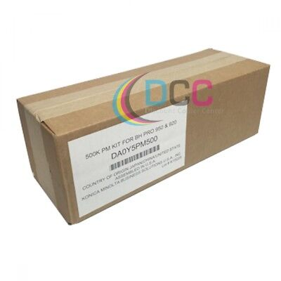 Da0y5pm500 Konica Minolta Pm Kit For Bizhub Pro 920 950 500k 57gapm500
