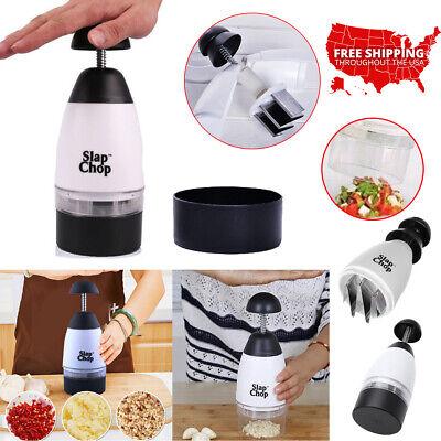 Slap Chop Set Fruit Vegetable Chopping Cutter Chop Kitchen tool Crushing Mashing