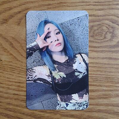 Mia Official Photocard Everglow 3rd Single Album Last Melody  Genuine Kpop