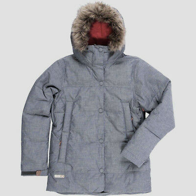 Bliss Down Jacket (HOLDEN Women's BLISS Down Jacket - Chambray -XSmall - NWT )