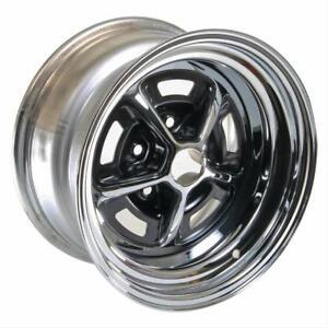 Wheel Vintiques 54 Series Magnum 500 Chrome Wheel 15