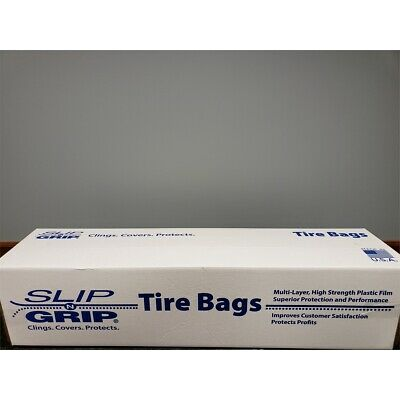 Discount Tire Tire Bags (250 Bags/Roll) PETFG-D1249-06-DT Brand New!