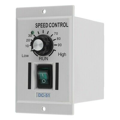 Dc-51 Dc 90v Ac 220v Motor Speed Control Switch