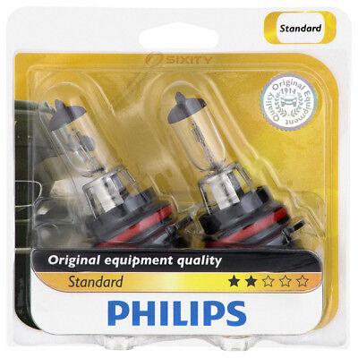 Philips High Low Beam Headlight Light Bulb for Dodge Dakota Stratus Ram 2500 iw