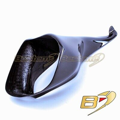 Buell XB9 XB12 Right Side Duct Ram Air Intake Inlet Tube Air Scoop Carbon Fiber