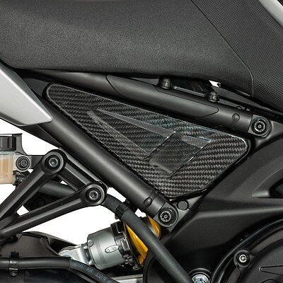 XSR900 FJ-09 Yamaha Carbon Fiber Frame Side Covers-Fits FZ-09 MT-09 /& Tracer
