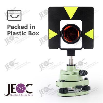 Single Prism Tribrach Set Gpr1 Reflector For Leica Total Station Surveying