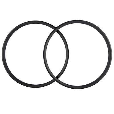 Mountian Bike Carbon Rim Hookless 27.5ER 35mm Width Bicycle Rims Carbon Full Rim ()
