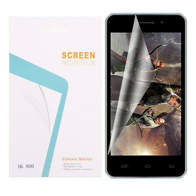For Doogee DG800 Smart Cellphone Clear Screen Protector Film Protection US STOCK