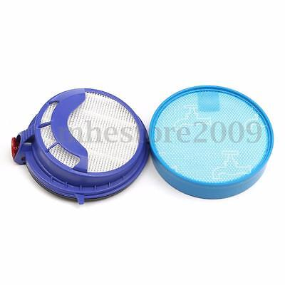 Vacuum Cleaner Washable Pre Motor & Hepa Post Filter Kit For DYSON DC25 & DC25i  ()