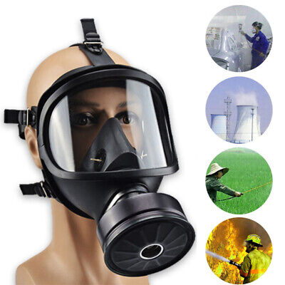 Mf14 Full Face Gas Mask Chemical Radioactive Contamination Self-priming