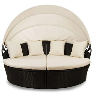 Sofa-jardin-redondo-desmontable-con-toldo-Monroe-para-jardin-o-terraza-blanco