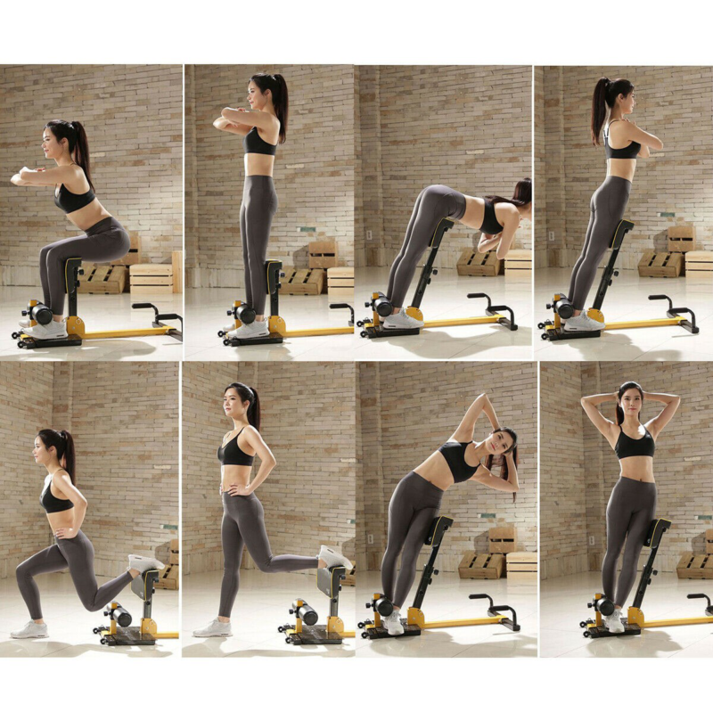 home gym equipment 8 in 1 multifunctional