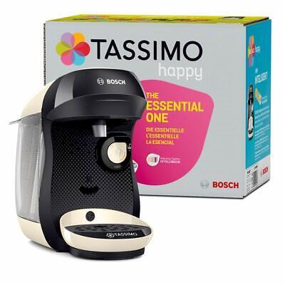 Cafetera de Capsulas automatica BOSCH Tassimo TAS 1007, 1400W, 0,7 Litros, café