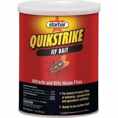 Quickstrike 1 Lb. Granular Outdoor Fly Bait 100508299 - 1 Each