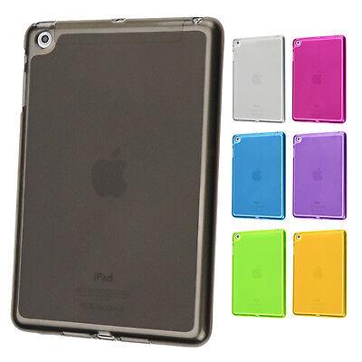 TPU Case für Apple iPad mini 1 2 3 Retina Silikon Schutz Hülle Cover Matt Clear Apple Ipad 2 Silikon