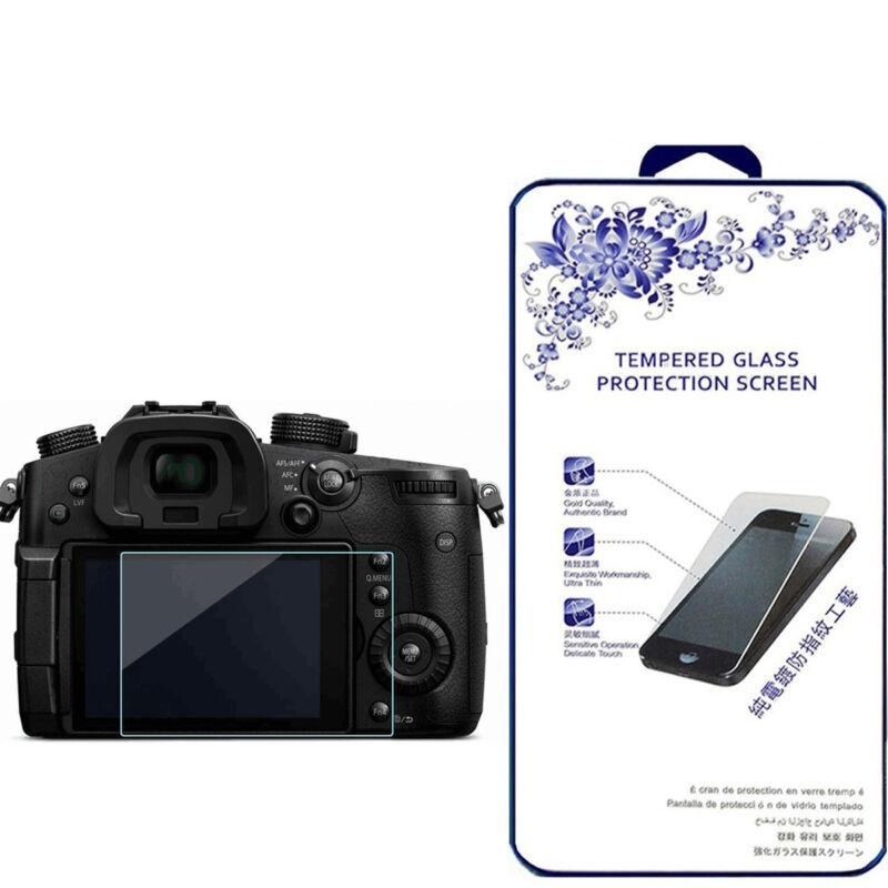 For Panasonic Lumix GH5 Tempered Glass Screen Protector