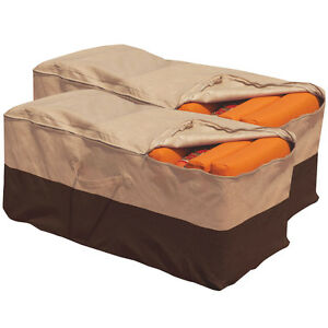 Patio chaise cushions ebay for Chaise cushion cover
