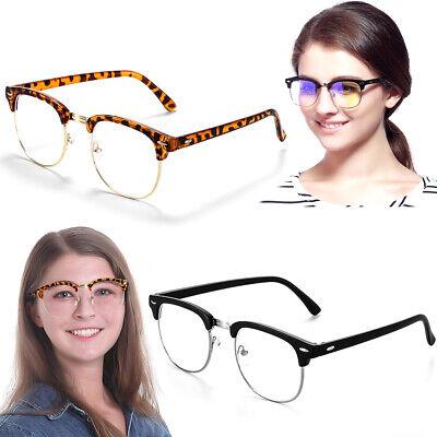 Computer Glasses Blue Light Blocking Blocker Filter Anti-Fatigue Eyeglasses (Blue Light Blocker)