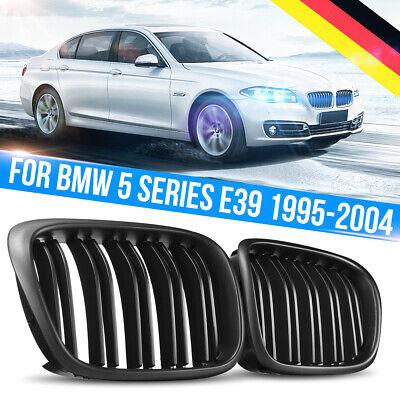 BMW Neu Original 5er E39 1995-2003 M Tech Vorne Stoßstange Mitte Gitter 2495280