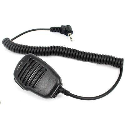 1 Pin 2.5mm Handheld Shoulder Speaker Mic for Motorola TLKR T60 T80 Radio