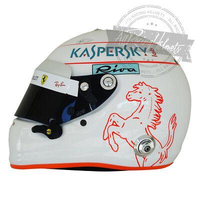Sebastian Vettel 2018 Baku GP Formula 1 F1 Replica Helmet Scale 1:1 Helm Casque for sale  Hollywood