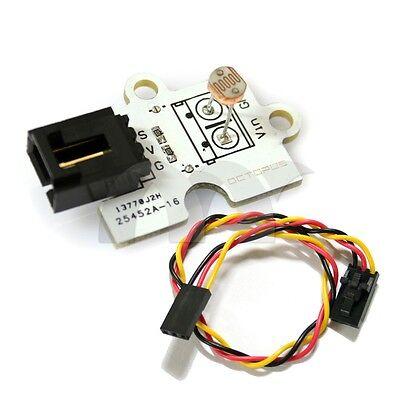 5pcs Photoresistance Detection Optical Photosensitive Light Sensor Module