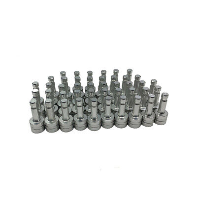 100 Pcs Adapter 58 X 11 Female Thread To Dia.12 Mm Pole For Leica Prism