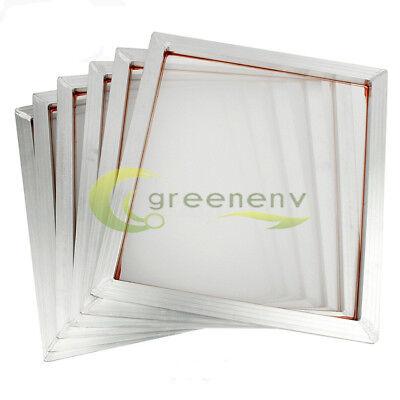 20 X 24 - 6 Pack - Aluminum Frame With 160 Mesh Silk Screen Printing Screens