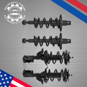 For Honda Civic 2001 2002 2003 2004 2005 Front & Rear Shocks Struts Assembly Kit