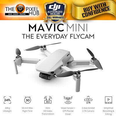 DJI Mavic Mini with 12MP/2.7K Quad HD 3-Axis Gimbal Camera - NEW ITEM