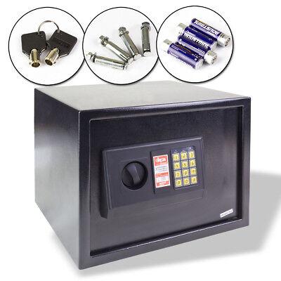 Möbeltresor Digital 34 Liter NEU Elektro Tresor Elektronik-Safe Munitionsschrank