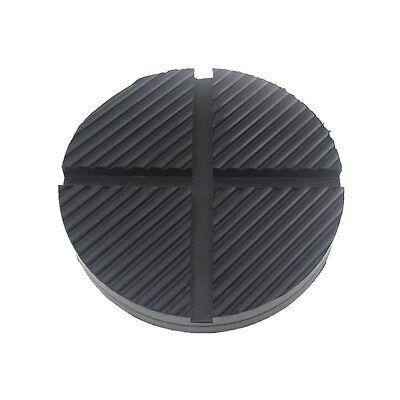 Cross Slotted Frame Rail Floor Jack Disk Rubber Adapter Pinch Weld Side JACKPAD