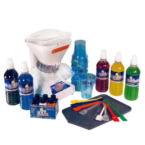 Snowie Little Snowie 2 Premium Shaved Ice Machine Bundle-Free Shipping!!!!!!!