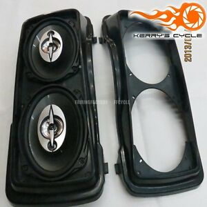 Harley Davidson Speaker Lids Ebay