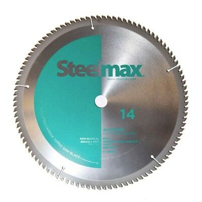 Steelmax 14 Tct Aluminum Cutting Saw Blade Sm-bl-014-al
