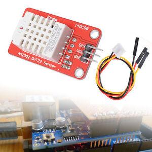 DHT22 AM2302 Luft Feuchtigkeit Feuchte Temperatur Sensor Modul Für Arduino TE248