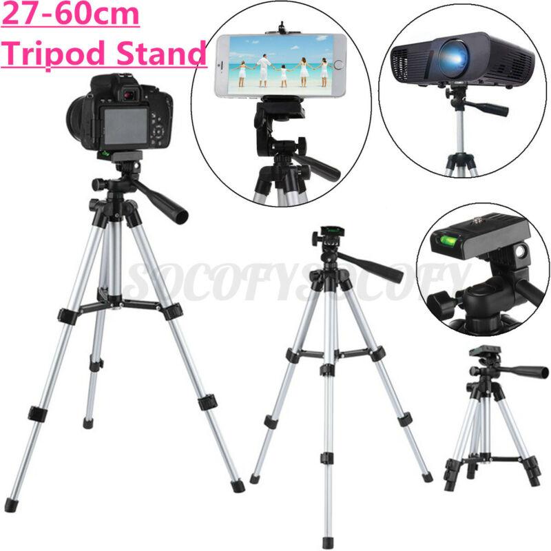 Extendable Tripod Stand Adjustable Camera Phone Mini Projector Rack Portable