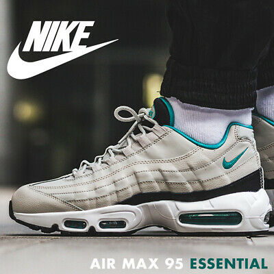 NEW IN BOX NIKE AIR MAX 95 ESSENTIAL TRAINERS SHOES SNEAKERS MEN LIMITED EDITION