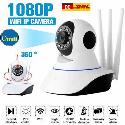 Wireless WIFI IP Kamera 1080P Überwachungskamera Webcam Baby Monitor Babyfone Wifi-ip-kamera